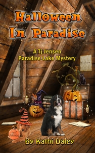 Halloween In Paradise Paperback